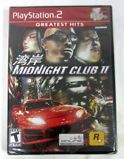 Midnight Club II (Sony PlayStation 2, 2003) PS2 Sealed Video Game - BRAND NEW !!