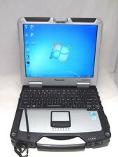 Panasonic Toughbook CF-31 Touch Screen i5 2.4Ghz 8GB 320GB Wi-Fi GOBI2000 GPS W7