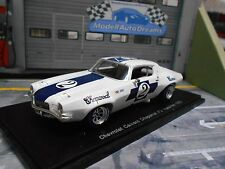 CHEVROLET Camaro Chaparral V8 TransAm Trans Am1970 #2 Leslie Spark 1:43