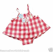 baby girl Skirted BODYSUIT - LOURDES Olaire Infantil 3/6M 100% cotton BNWT