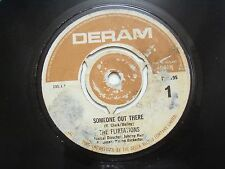 THE FLIRATIONS deram someone out there/how can you tell RARE SINGLE HOLLAND VG-