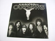 OUTLAWS - IN THE EYE OF THE STORM - LP VINYL 1979 U.S.A. PRESS EXCELLENT