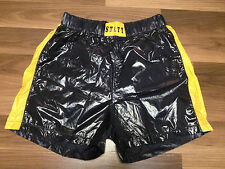 Shiny nylon sporthose sprinter wetlook cal surf glanz gay XL