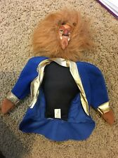 Disney Beauty and the Beast outfit costume jacket mask face clothes set