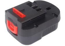 Reino Unido Batería Para Black & Decker bdg1200k A12 a12ex 12.0 V Rohs