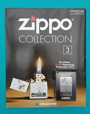 Zippo Collection Nr.3 Sturmfeuerzeug Windy Lady (1937) Vintage Look   Neu