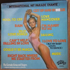 THE CARNABY GROUP AND SINGERS SEXY CHEESECAKE COVER FRENCH LP