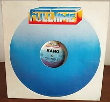 "Kano-Queen Of Witches/Mike Lester Band-Run For Cover 12"" Mix Italo Disco NM 1983"