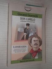 DON CAMILLO Giovanni Guareschi Antonio Faeti Sansoni 1999 romanzo libro racconto