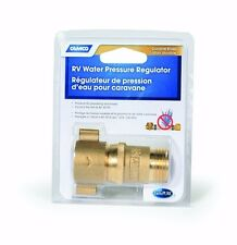 Camco RV 40055 Fresh Water Hose Durable Brass Pressure Regulator Free Shipping