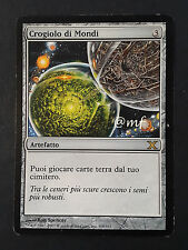 CRUCIBLE OF WORLDS FOIL - CROGIOLO DI MONDI good ITA  -  MTG MAGIC [MF]