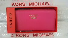 Guess Bryanna Large Zip Around Wallet Wristlet