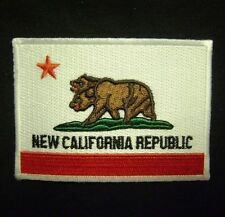 New California Republic Flag Patch Fallout New
