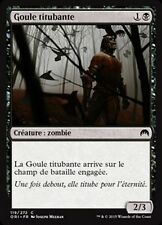 MTG Magic ORI FOIL - Shambling Ghoul/Goule titubante, French/VF