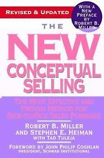 New Conceptual Selling  Most Effective & Proven Method Face-to-Face Sales Book