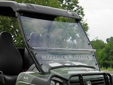 John Deere Gator HPX/XUV 2 Pc Vented Windshield-BEST-FREE SHIPPING
