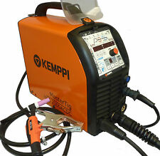Kemppi Mastertig 2300 MLS ACDC ACX Pulse Tig Welder Package 230v + Cooling Unit