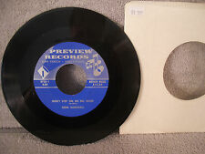 "Gene Marshall, Don't Step On Me No More/Baby I'm In Love With You-2735-7"" 45 RPM"