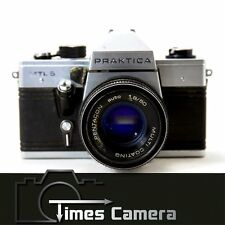 Praktica MTL5 SLR Film Camera + Pentacon 50mm F/1.8 1.8 Lens