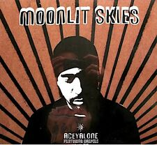 ACEYALONE feat GOAPELE moonlit skies/ace cowboy/the god in me RJD2 MAXI 2003 S++