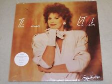 K.T. Oslin This Woman 1988 RCA Records # 8369-1-R COUNTRY POP Sealed LP