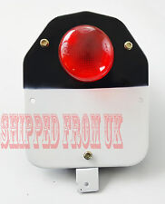 NEW ROYAL ENFIELD CLASSIC MODEL REAR LICENSE NUMBER PLATE WITH TAIL LIGHT