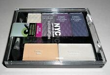 NYC INDIVIDUAL EYES Green Eyes Kit, 947 SoHo Grand, Shadow, Primer, Highlighter