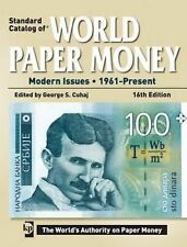 Standard Catalog of World Paper Money: Modern Issues 1961 - Present (S-ExLibrary