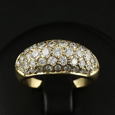 Exklusiver Brillant Ring mit ca. 1,92 ct. TW/VVS-VS