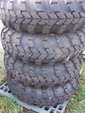 Reifen 13-18 für Radlader Bagger Anhänger Niederdruckreifen 4 Stück NEU