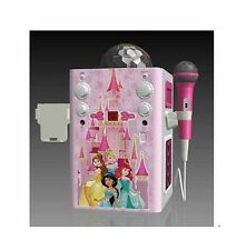 Disney Princess Royal Ball Karaoke Machine + Bonus CD+G Disc