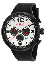 Red Line APEX12 GMT Chronograph Mens Watch 50057-BB-02S