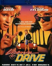 License to Drive Blu-ray Region A