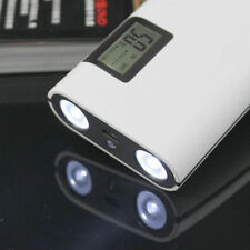 50000mAh 3USB Power Bank Dual LED Portable Battery Charger For Samsung iPhone