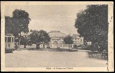 cartolina PISA il politeama pisano