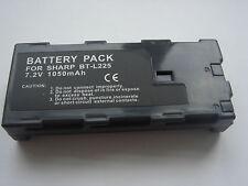 Batterie BT-L225 pour SHARP VL-NZ150U VL-NZ155U VL-NZ50 VL-NZ50H VL-NZ50U NEUVE