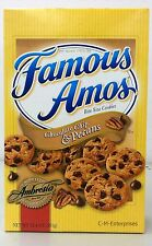 Famous Amos Chocolate Chip with Pecan Cookies 12.4 oz