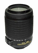 NIKON AF-S DXZOOM NIKKOR 55-200mm VRii F/4-5.6 G IF ED LENS NEW IN WHITE BOX