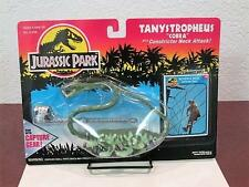 "1993 JURASSIC PARK TANYSTROPHEUS ""COBRA"" DINOSAUR CASE FRESH MINT-SEALED MOC"