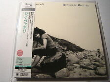 "GINO VANNELLI ""Brother to Brother""   Japan mini LP SHM CD"