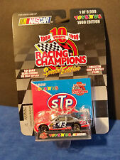 Racing Champions Toys R Us NASCAR  #43 STP Petty Silver Chrome MOC