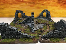 Ruined Fieldstone Puzzle : Forgotten Labyrinth 28mm Wargame Terrain & Scenery