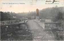 BR56175 Font du Barrage de la Gileppe    Belgium