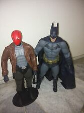 Hot Toys Customs Batman Arkham Inspired Red Hood VGM18 - Pls Make gd offer