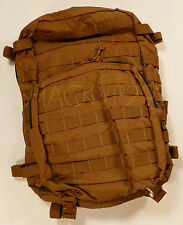 USMC FILBE ASSAULT PACK 3 DAY BACKPACK 20 LITER COYOTE BROWN EAGLE INDUSTRIES