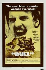 Duel Movie Poster 24in x36in