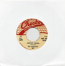 BO DIDDLEY   PRETTY THING  /  BRING IT TO JEROME  CHECKER Re-Iss/Re-Pro  R&B/MOD