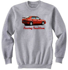 ALFA ROMEO 33 - NEW COTTON GREY SWEATSHIRT ALL SIZES IN STOCK