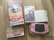 NINTENDO GAME BOY ADVANCE HELLO KITTY  LIMITED EDITION(MINT)