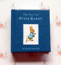 Dollshouse Miniature Book - Peter Rabbit by Beatrix Potter